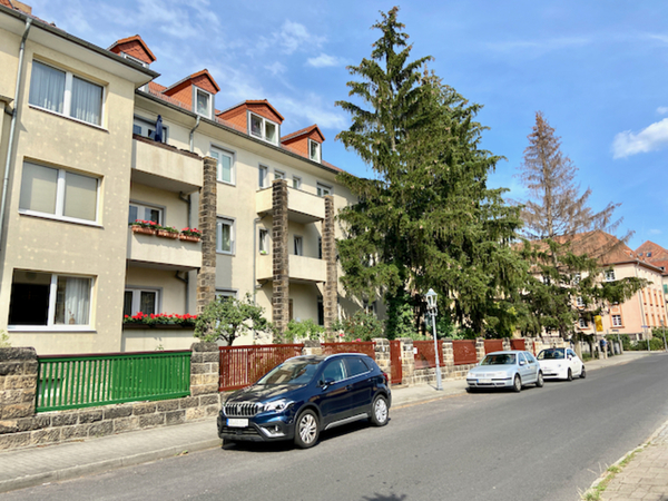 TOP Investment mit Balkon in Dresden Trachenberge